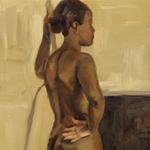 """""""Fine Art Female Figure Portrait Nude"""""""