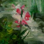 """Landscape Art Outdoor Wild Flower Image"""
