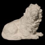 """""""Fine Art Wildlife Lion Sculpture"""""""