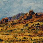 """Landscape Art Oil Image"""