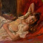 """Fine Art Figure Female Portrait"""