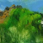 """Landscape Art Mountain Image"""