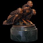 Fine Art Bronze Fantasy Fairies Sculpture